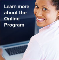 Learn more about the Online Program